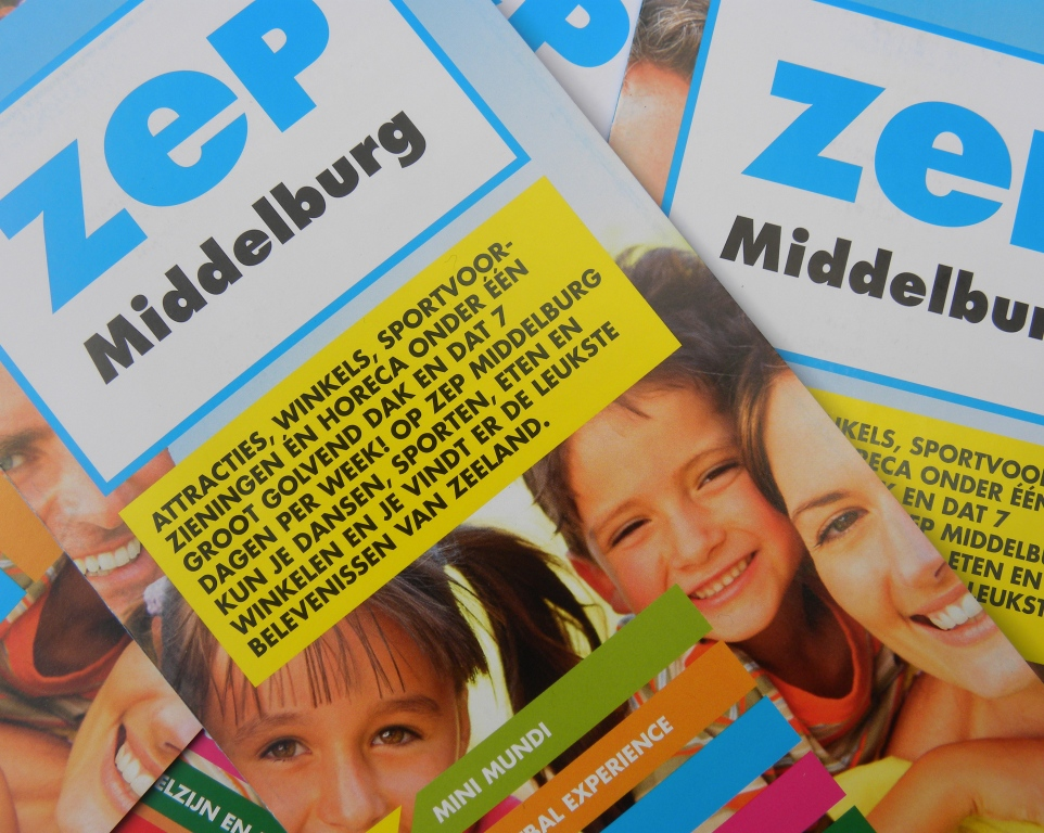 pic of flyers for ZEP Middelburg